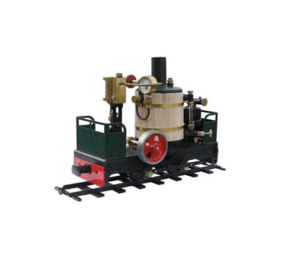 Image Of product Mamod Brunel vertical boiler engine - supplied by MPB Model Supplies