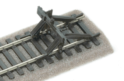 Image Of product Buffer Stop rail built type - supplied by MPB Model Supplies