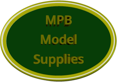 Logo for MPB Model Supplies