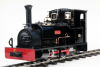 16mm scale Live Steam Hunslet Locomotive Lilla Thumbnail