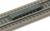 Automatic decoupler ramp for OO Gauge tension couplings Thumbnail
